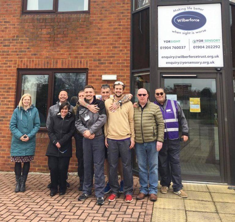 Vangarde shopping centre staff receive sensory training