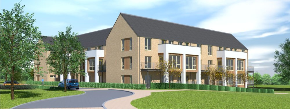 New Build Extra Care Housing