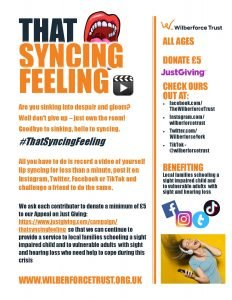 That Syncing Feeling Flyer