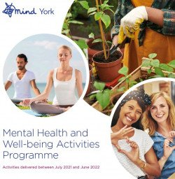 Mind York - Mental Health and Well-being Activities Programme