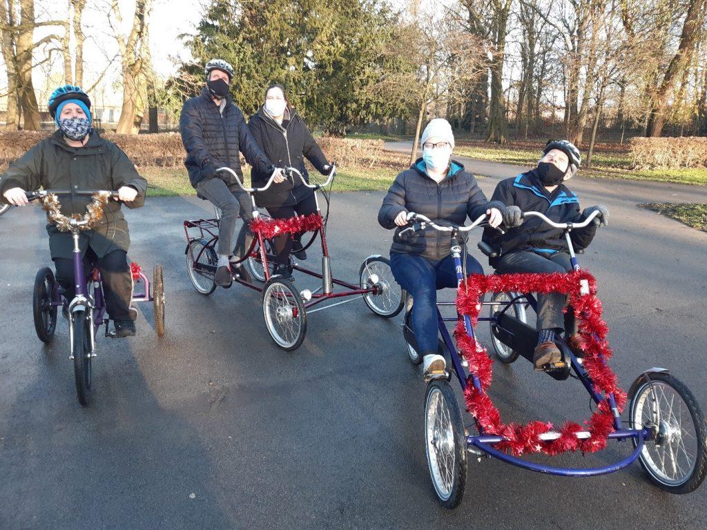 Tenants cycling