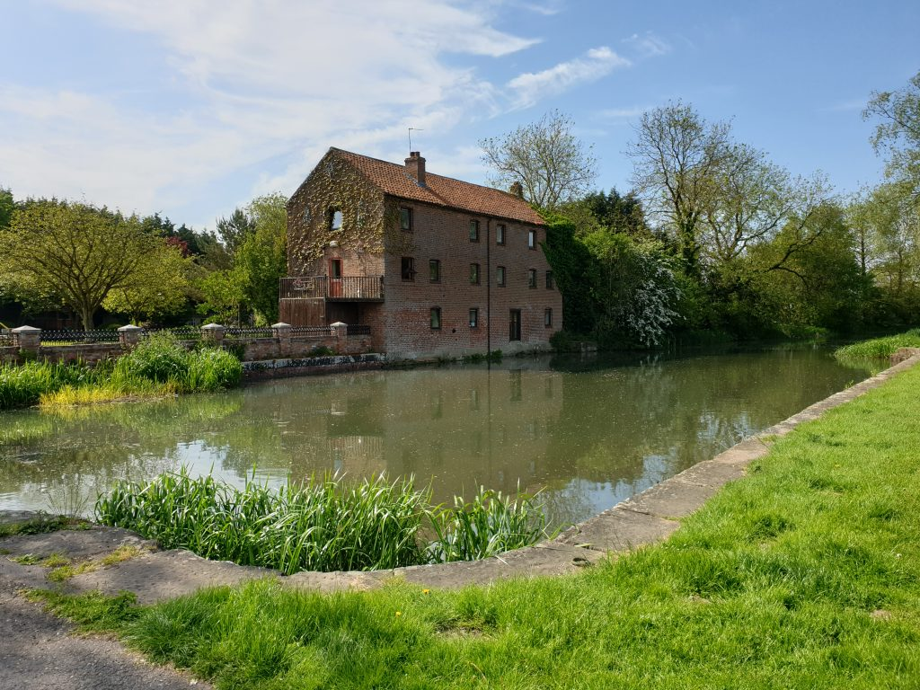 Wilberforce Way Pocklington Canal Walk